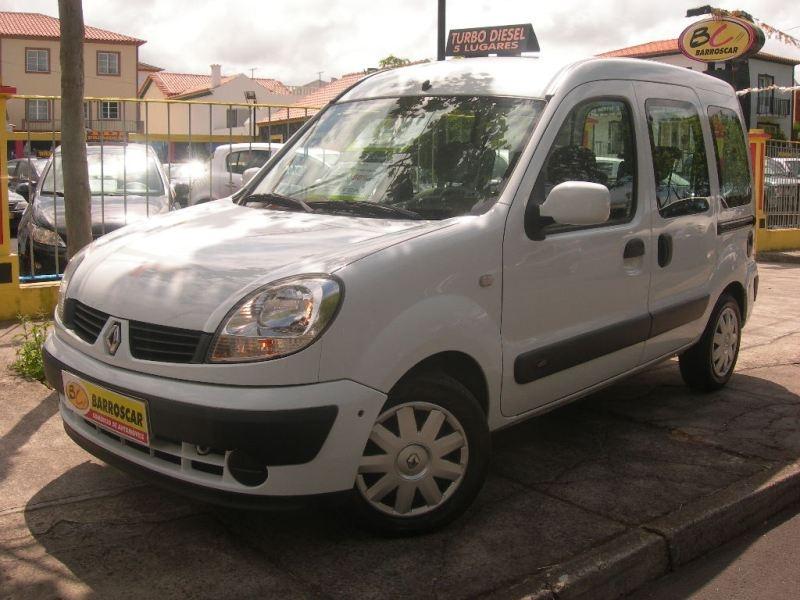2007 Renault Kangoo  1.5 DCi Combi Ice