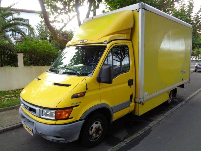 2003 IVECO DAILY 2.8TDi