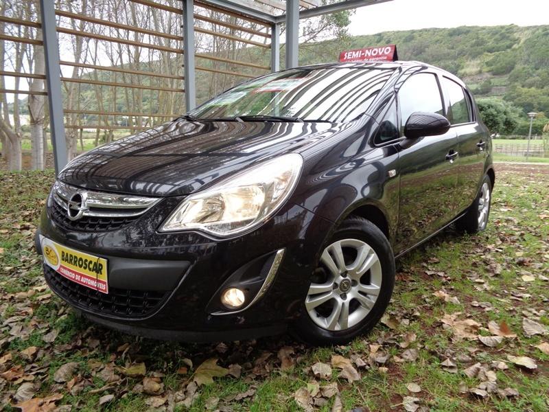2011 Opel Corsa 1.2 ENJOY SS