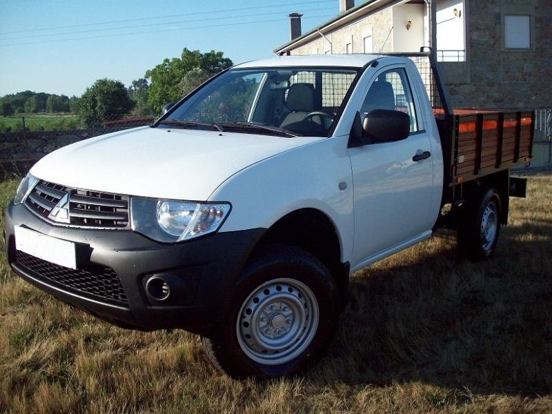 2010 Mitsubishi L200 L200 2.5DID CS 4X4 CX MADEIRA