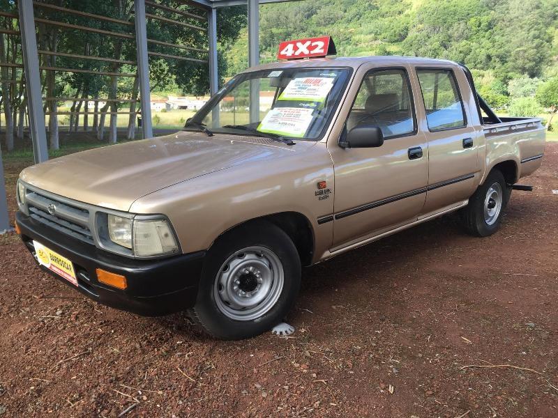 1993 Chrysler Hilux  2.4D CAB. DUPLA 4X2 5LUG.