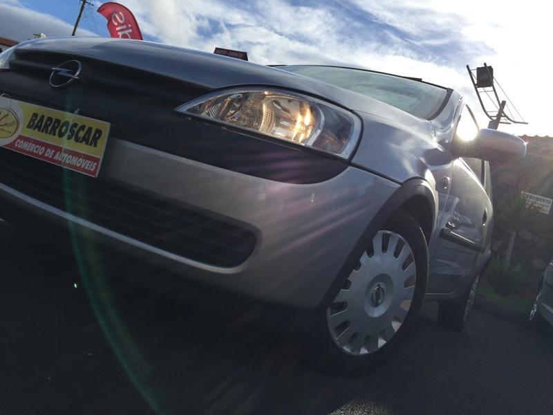 2001 Opel Corsa 1.2 16v. CONFORT EASYTRONIC AUTOMÁTICO