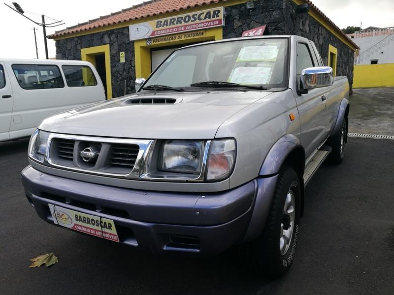 1999 NISSAN NAVARRA 2.5TD X-CAB. 3L. 4X4