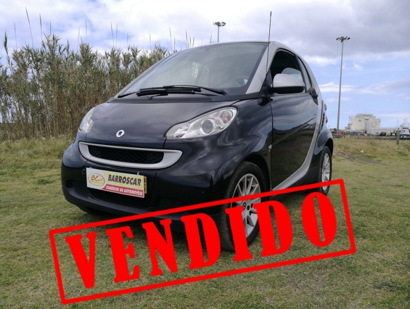 2009 SMART FORTWO 0.8 CDI PASSION