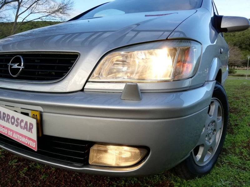 2001 Opel ZAFIRA 2.0DTi ELEGANCE 100Cv