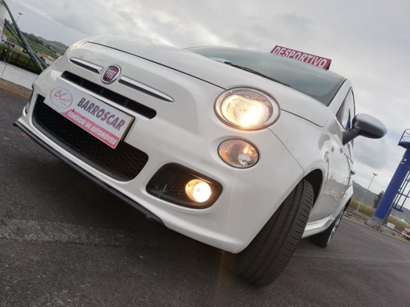 2014 FIAT 500 500 1.2 S SPORT