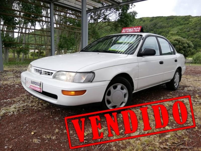 1997 TOYOTA COROLLA Corolla 1.6 XLi AUTOMÁTICO