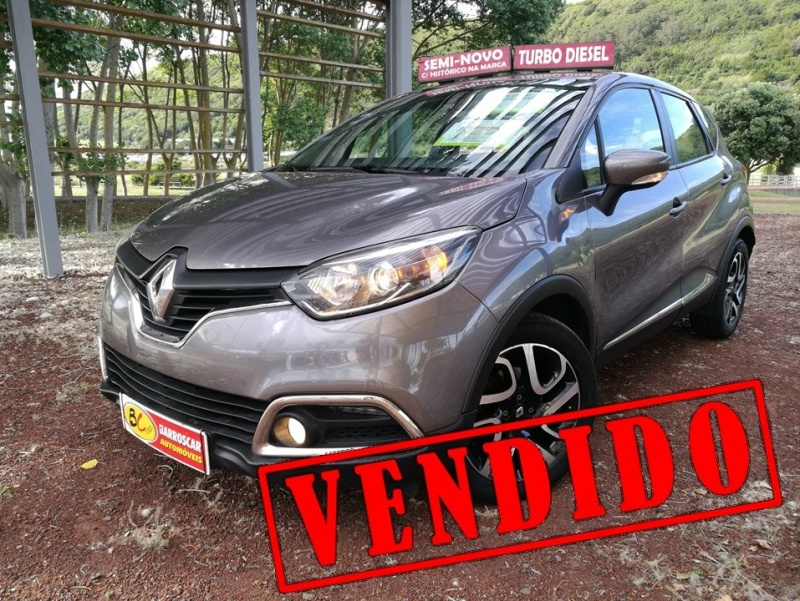 2013 Renault CAPTUR 1.5DCI EXCLUSIVE