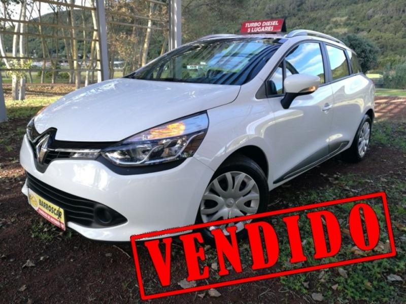 2014 Renault Clio 1.5 DCI  SPORT TOURER