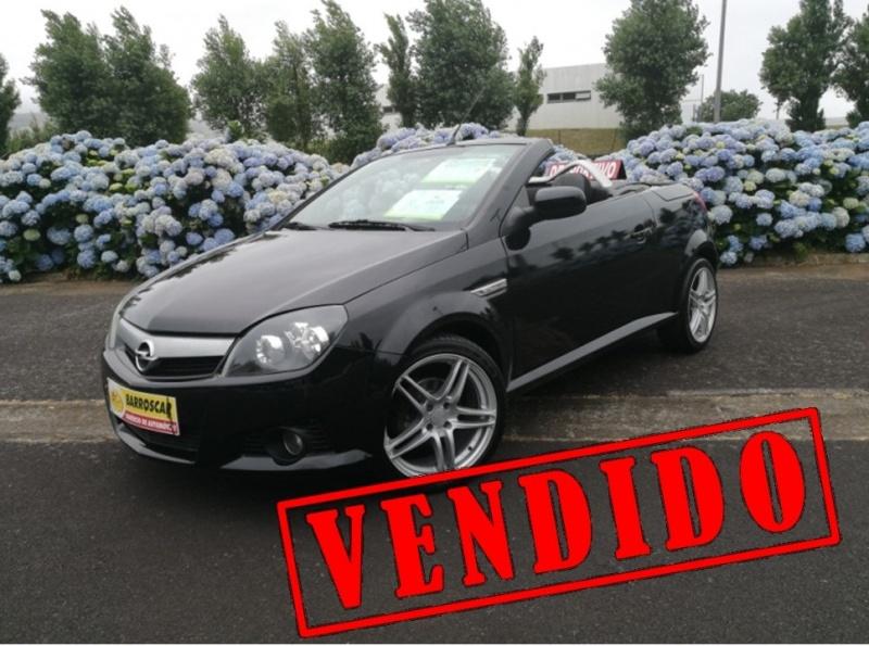 2005 Opel TIGRA 1.4 TWINTOP