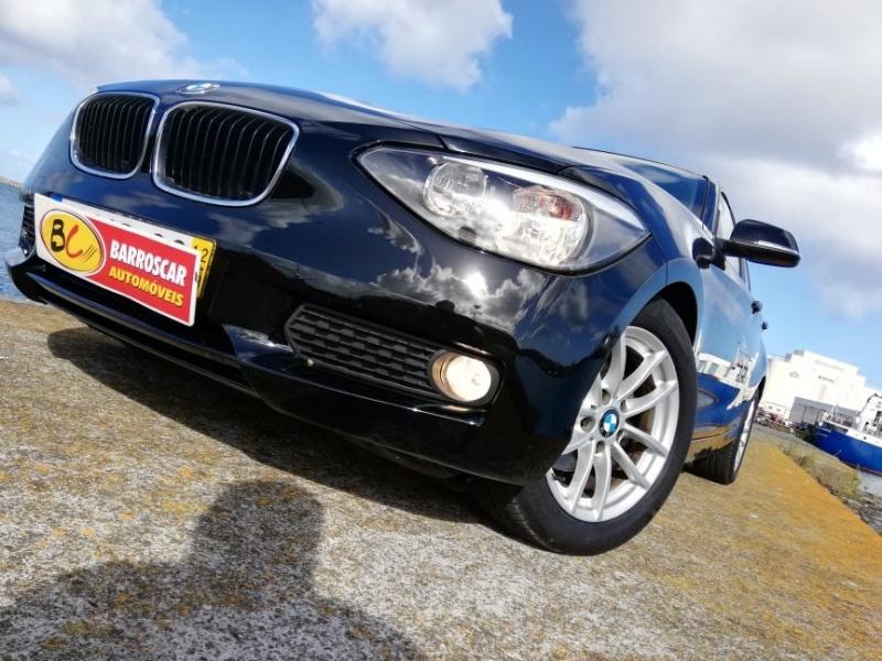 2012 BMW SERIE 1 SERIE 1 116d EFFICIENTDYNAMICS
