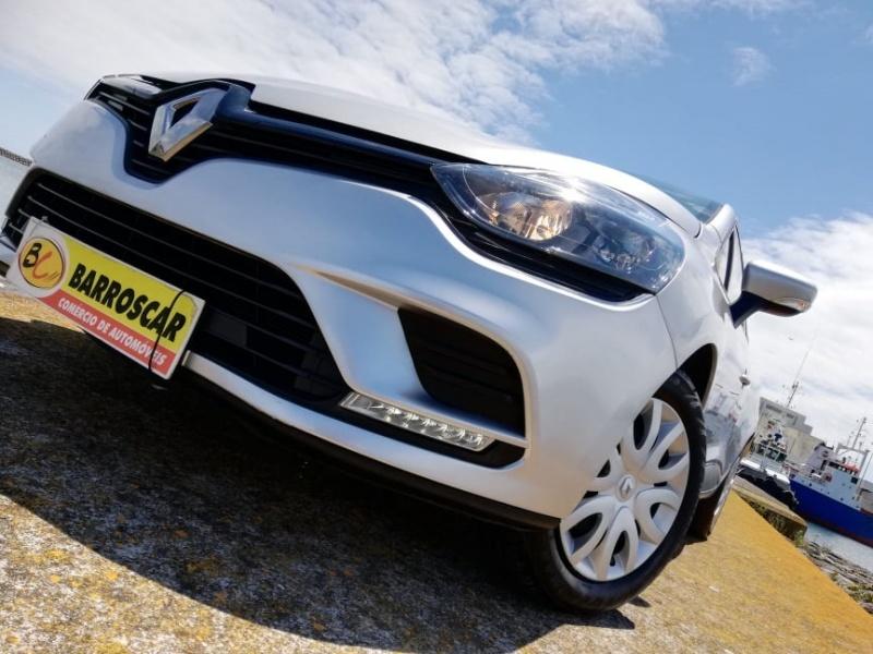 2018 Renault Clio IV 1.2 75 ZEN