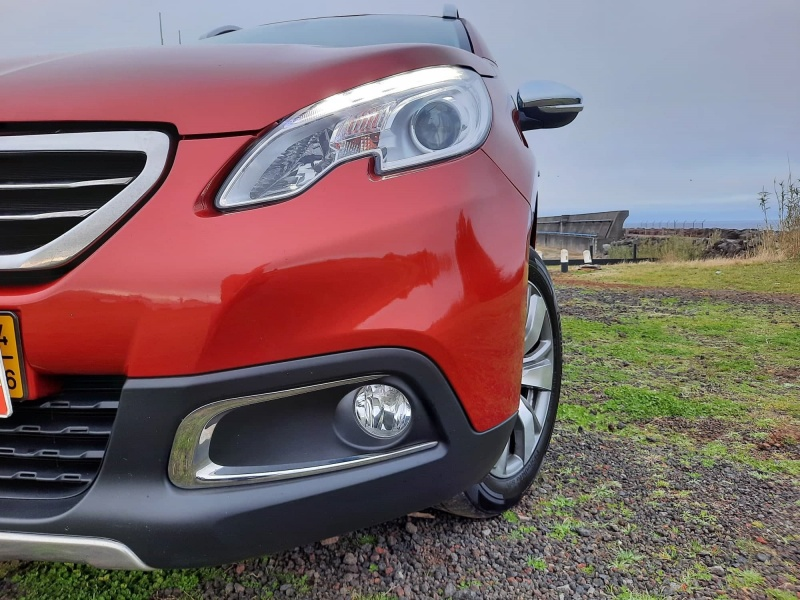 2014 Peugeot 2008 1.2 VTI ACCESS