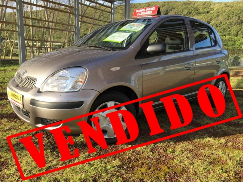2004 Chrysler YARIS 1.4 D4-D ROCK IN RIO