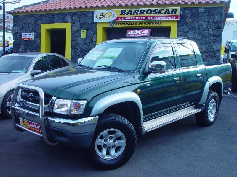 2004 Chrysler Hilux  2.5 D4-D TRACKER