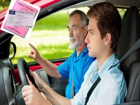 Oferecemos a carta de condução paga se comprar o seu automóvel sem retoma de valor igual ou superior a 6000 €