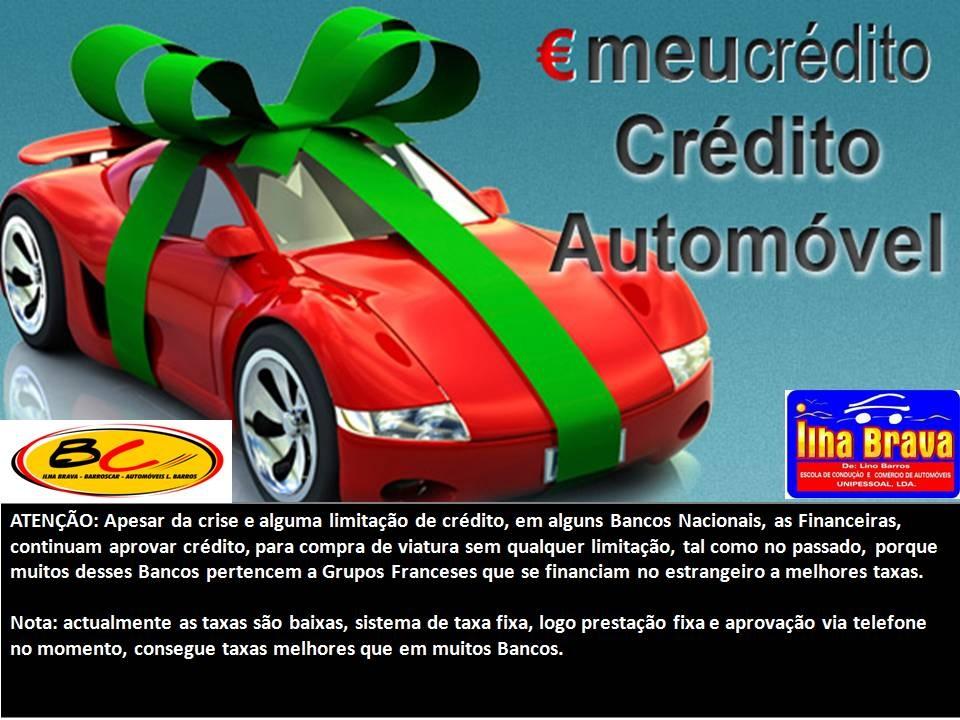 CREDITO AUTOMÓVEL FÁCIL, BARATO, RÁPIDO