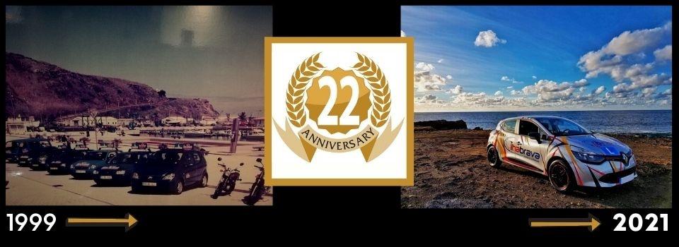 22 ANOS FORMAR NOVOS CONDUTORES!